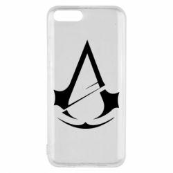 Чохол для Xiaomi Mi6 Assassins Creed Logo