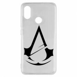 Чохол для Xiaomi Mi8 Assassins Creed Logo