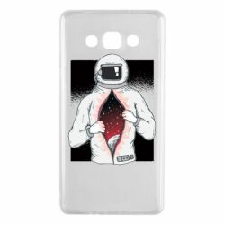 Чохол для Samsung A7 2015 Astronaut with spaces inside