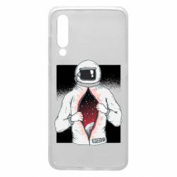 Чехол для Xiaomi Mi9 Astronaut with spaces inside