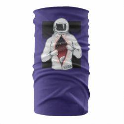 Бандана-труба Astronaut with spaces inside