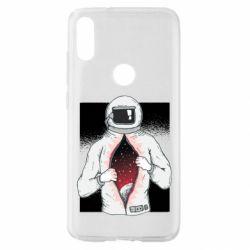 Чехол для Xiaomi Mi Play Astronaut with spaces inside