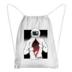 Рюкзак-мешок Astronaut with spaces inside