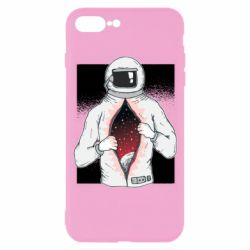 Чохол для iPhone 7 Plus Astronaut with spaces inside