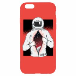 Чохол для iPhone 6/6S Astronaut with spaces inside