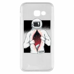 Чохол для Samsung A5 2017 Astronaut with spaces inside