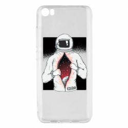 Чехол для Xiaomi Mi5/Mi5 Pro Astronaut with spaces inside