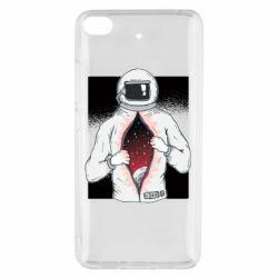 Чехол для Xiaomi Mi 5s Astronaut with spaces inside