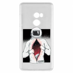 Чехол для Xiaomi Mi Mix 2 Astronaut with spaces inside