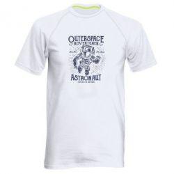 Чоловіча спортивна футболка Astronaut