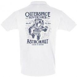 Футболка Поло Astronaut