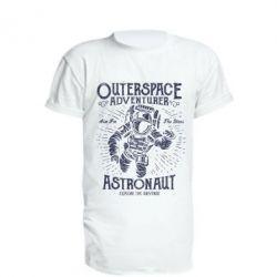 Подовжена футболка Astronaut