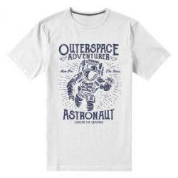 Чоловіча стрейчева футболка Astronaut