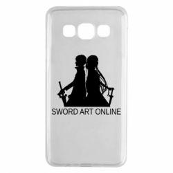 Чохол для Samsung A3 2015 Asuna and Kirito