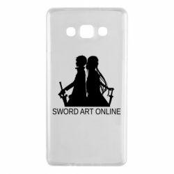 Чохол для Samsung A7 2015 Asuna and Kirito