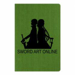 Блокнот А5 Asuna and Kirito