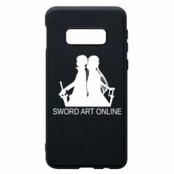 Чохол для Samsung S10e Asuna and Kirito