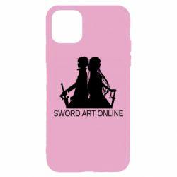 Чохол для iPhone 11 Pro Max Asuna and Kirito