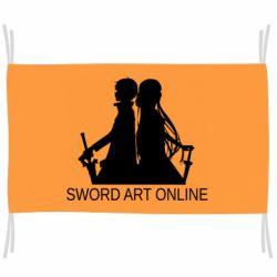 Прапор Asuna and Kirito