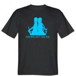 Чоловіча футболка Asuna and Kirito