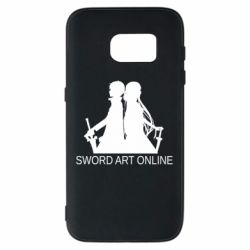 Чохол для Samsung S7 Asuna and Kirito