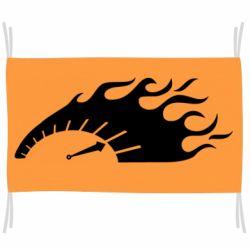 Флаг At speed
