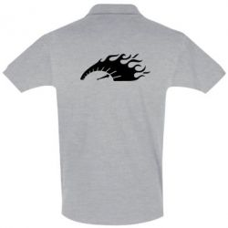 Мужская футболка поло At speed