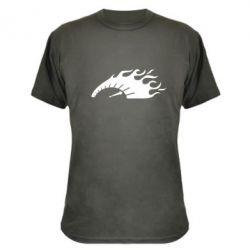 Камуфляжная футболка At speed