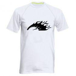 Мужская спортивная футболка At speed