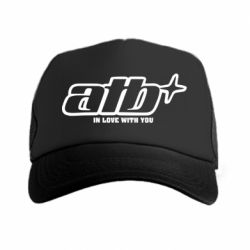 Кепка-тракер Atb in love with you  dj