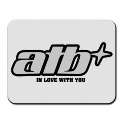Коврик для мыши ATB In love with you - FatLine