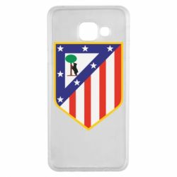 Чехол для Samsung A3 2016 Atletico Madrid