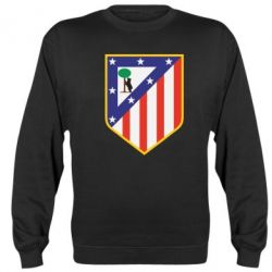 Реглан (свитшот) Atletico Madrid