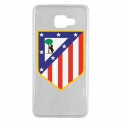 Чехол для Samsung A7 2016 Atletico Madrid