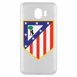 Чехол для Samsung J4 Atletico Madrid