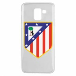 Чехол для Samsung J6 Atletico Madrid