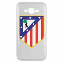Чехол для Samsung J7 2015 Atletico Madrid