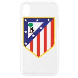 Чехол для iPhone XR Atletico Madrid