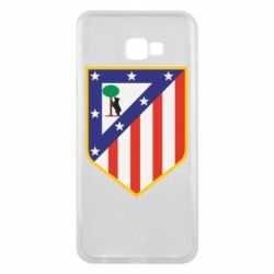 Чехол для Samsung J4 Plus 2018 Atletico Madrid