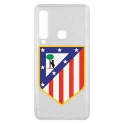 Чехол для Samsung A9 2018 Atletico Madrid