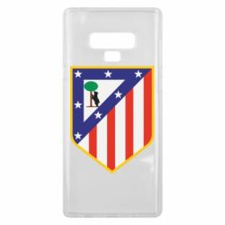 Чехол для Samsung Note 9 Atletico Madrid