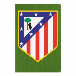 Блокнот А5 Atletico Madrid
