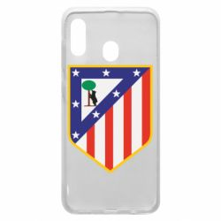 Чехол для Samsung A30 Atletico Madrid