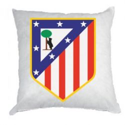 Подушка Atletico Madrid
