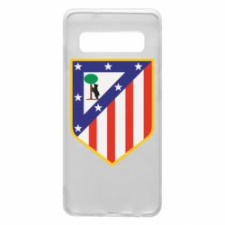 Чехол для Samsung S10 Atletico Madrid