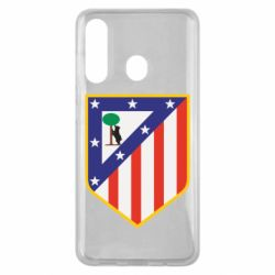 Чехол для Samsung M40 Atletico Madrid