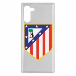 Чехол для Samsung Note 10 Atletico Madrid