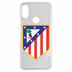 Чехол для Xiaomi Redmi Note 7 Atletico Madrid