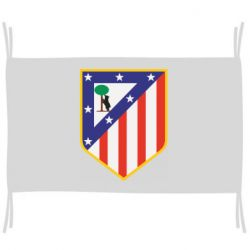 Флаг Atletico Madrid