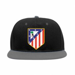 Снепбек Atletico Madrid - FatLine